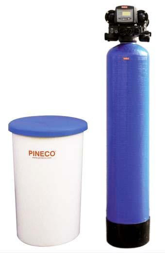 Dc100mgt pineco for Pineco trattamento acqua