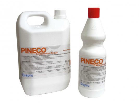 Dispro pineco for Pineco trattamento acqua