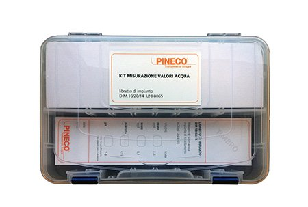 Kitlib pineco for Pineco trattamento acqua