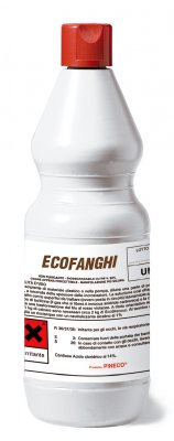 Ecofanghi pineco for Pineco trattamento acqua