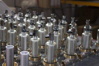 Filtri e accessori pineco for Pineco trattamento acqua