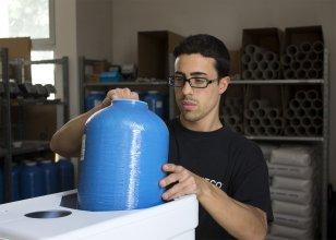 Addolcitori acqua pineco for Pineco trattamento acqua