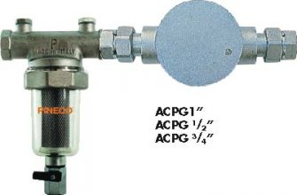 "Kit Pineco Facile - ACPG 1/2"" 3/4"" e 1"""
