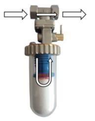 Dosatore di polifosfati spillo dm pineco for Pineco trattamento acqua